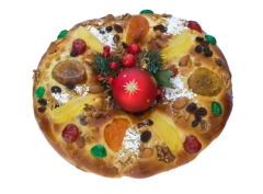 On the bright side of celiac disease, I don't have to eat any fruit cake.