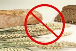 People living gluten-free must avoid foods with wheat, rye and barley, found in many foods including bread, pasta and beer.