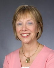 Dietitian Cindy Snyder