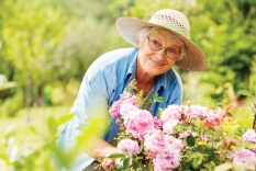 Gardening is a good activity during self-isolation and COVID-19